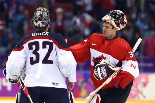 Olympic Hockey 2014: Scores, Recap and Updated Men's Bracket After Semifinals