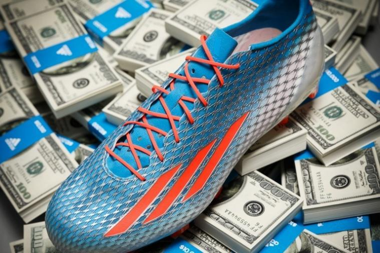 Adidas to Give $100K to Player with Top 40 at Combine While Wearing Their Cleats