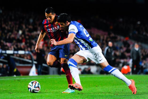 Scouting Report: Can Real Sociedad's Jose Angel Hurt Barcelona's Title Chances?