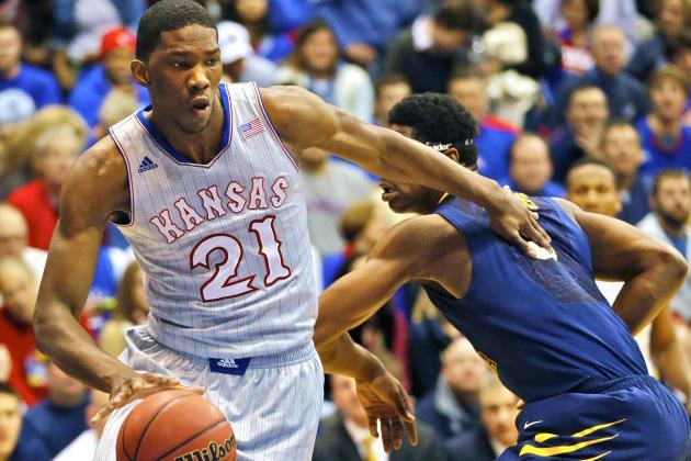 NBA Draft Expert's Notebook: Why Joel Embiid Is Still No. 1 2014 Prospect