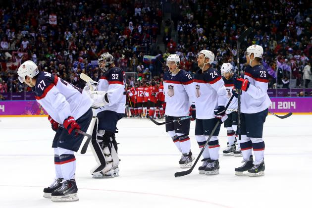 Olympic Hockey Schedule 2014: TV and Live Stream Info for Day 15