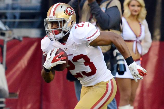 Baalke: LaMichael James Will Not Be Traded