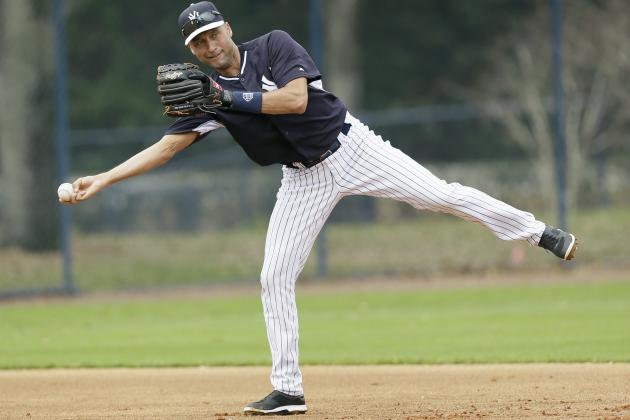 Derek Jeter Will Have a Bounce-Back Season After Finally Regaining Health