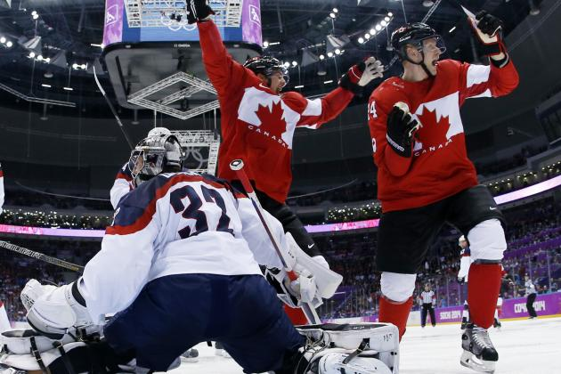 Canada Answers Doubters with Flawless Effort vs. USA, Eyes Olympic Hockey Gold
