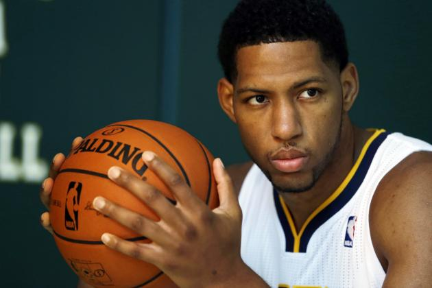 Danny Granger Bids Farewell to Indiana Pacers Teammates