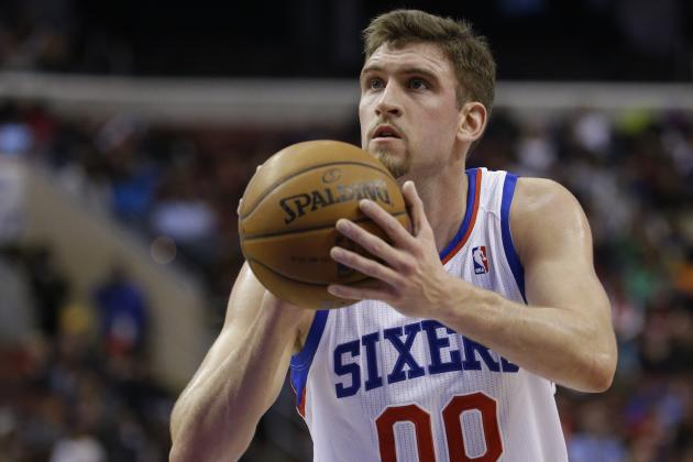 Can Spencer Hawes Be Floor-Stretcher the Cleveland Cavaliers Desperately Need?
