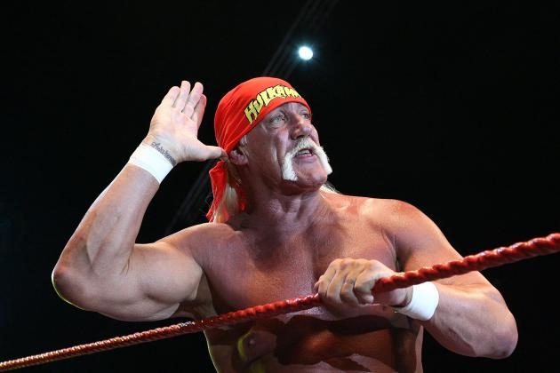 WWE Announces That Hulk Hogan Will Host WrestleMania 30