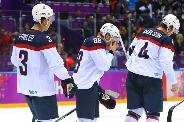 US Olympic Hockey Team 2014: Post-Sochi Outlook for Men's and Women's Squads