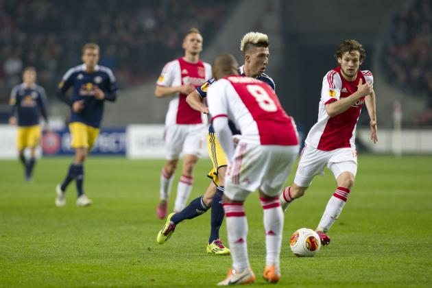 Ajax Seek Redemption After Dismal Display in Europe