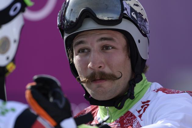 Top Facial Hair of the Sochi Olympics