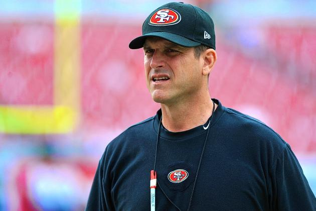 Tracking Reported Friction Between Jim Harbaugh and the San Francisco 49ers