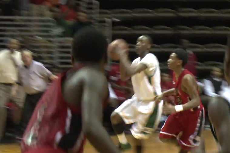 Alabama High Schooler Hits Half-Court Buzzer-Beater to Win Regional Championship