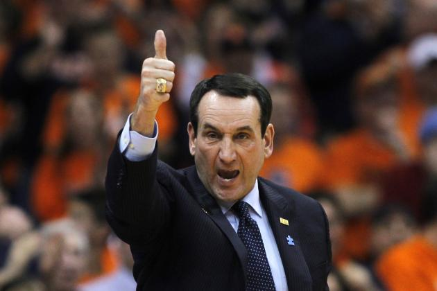 Duke vs. Syracuse: Jabari Parker, Devils Must Learn from First Game's Mistakes