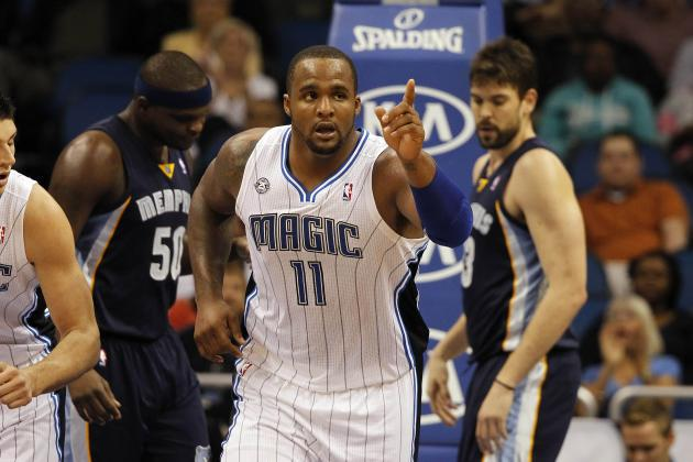 Brooklyn Nets Eye Glen Davis, Hit Brakes on Jason Collins