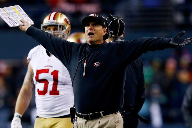 Report: Browns nearly acquired Harbaugh from 49ers via trade