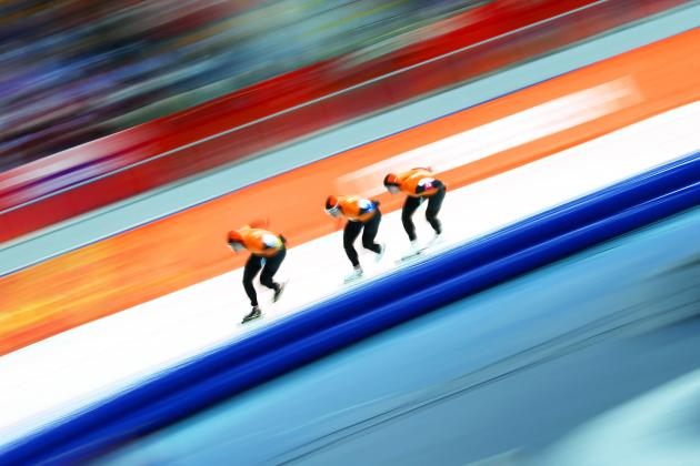 Olympic Speedskating 2014: Schedule, TV Info, Team Medal Predictions for Day 15