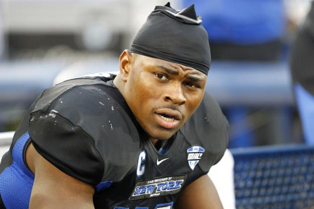Mike Mayock Claims He'd Take Khalil Mack No. 1 Overall in 2014 NFL Draft