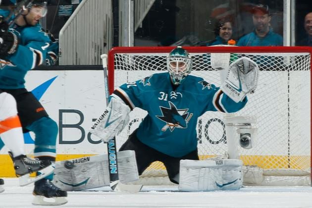 Sharks' Antti Niemi Could Still Play for Finland vs. Team USA