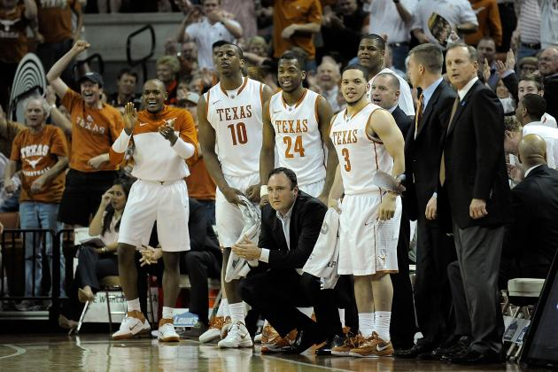 Texas Basketball: What's on the Line for Longhorns vs. Kansas?