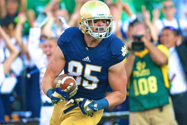 Why Troy Niklas Could Be the Next Rob Gronkowski