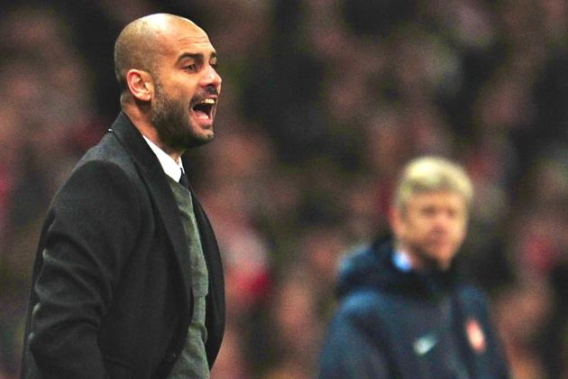 Could Arsene Wenger Learn Something from Pep Guardiola's Unrelenting Standards?
