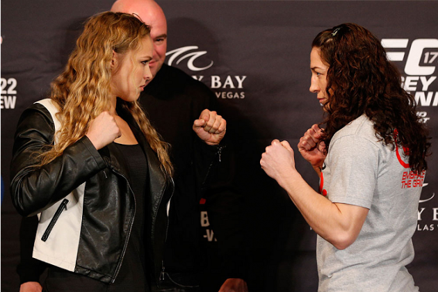 UFC 170: Rousey vs. McMann Analysis (feat. Roni Taylor)