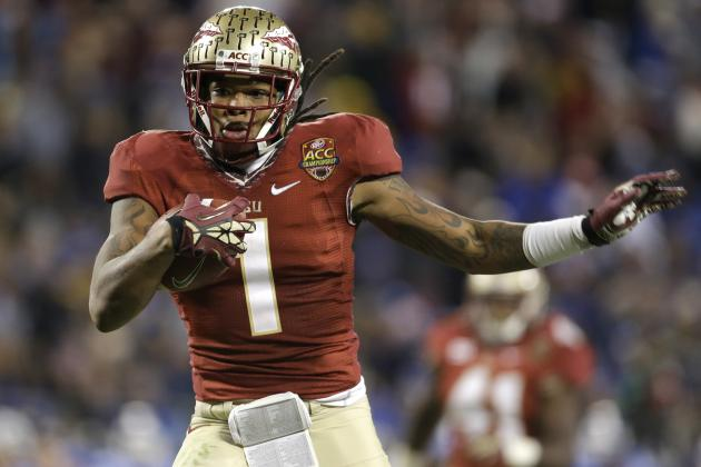 Fast 40 at Combine from Kelvin Benjamin Would Make Big WR a Can't-Miss Prospect