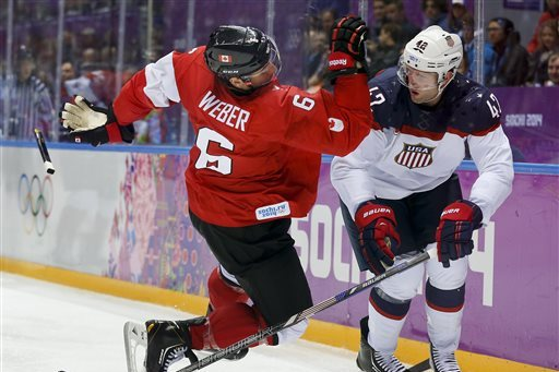 Olympic Hockey 2014: Schedule, TV Info, Team Medal Predictions for Day 15