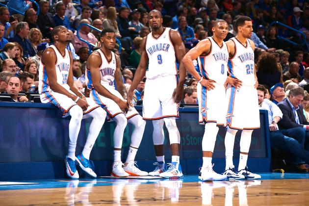 Have We Talked Ourselves into OKC Thunder as West's 'Sure Thing'?