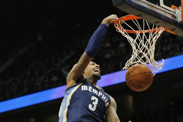 Watch James Johnson Throw Ridiculous Backboard Alley-Oop to Himself