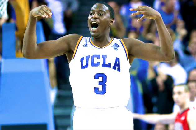 UCLA Basketball: Bruins Will Live and Die by Jordan Adams in Postseason