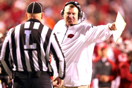 Bret Bielema Isn't Doing Himself Any Favors in Hurry-Up Debate