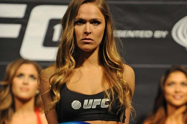 Rousey vs. McMann: Time to See Just How Big a Draw Ronda Really Is