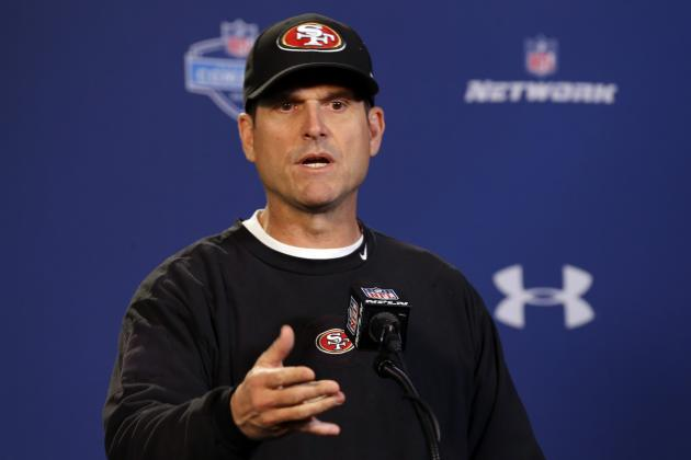 Jim Harbaugh Trade Rumor Points to Potential Unrest in 49ers Organization