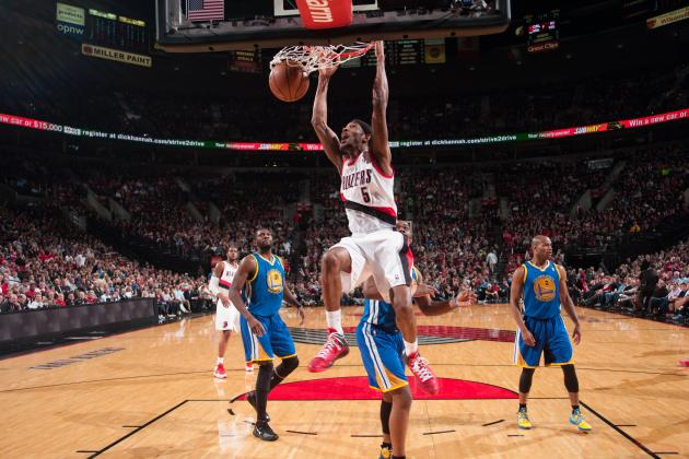 Portland Trail Blazers' Will Barton Throws Down Sick 360 Dunk vs. Jazz