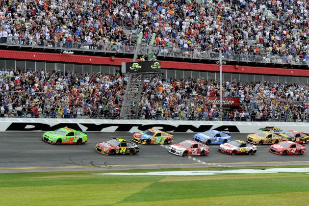 Daytona 500 2014: Pole Position, Odds for Starting Lineup and Live Stream Info