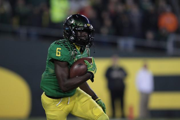 De'Anthony Thomas Will Prove His Draft Worth at NFL Combine