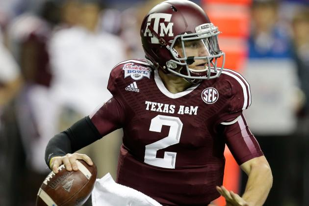 2014 NFL Mock Draft: Current Projections for Every 1st-Round Selection