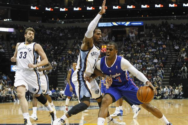 Chris Paul Injury: Updates on Clippers Star's Thumb and Return