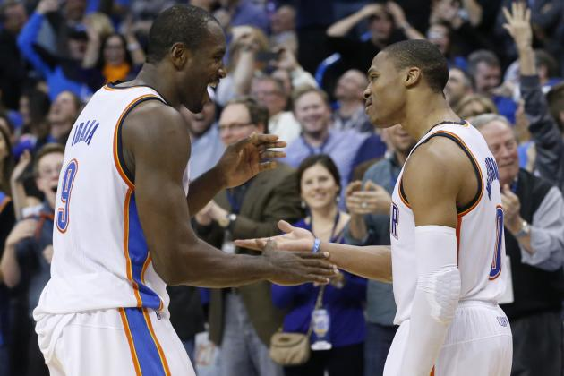 Russell Westbrook's Absence Has Been a Blessing in Disguise for Serge Ibaka