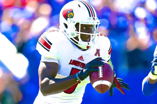 Teddy Bridgewater Missed Perfect Opportunity to Prove He's No. 1 Arm at Combine
