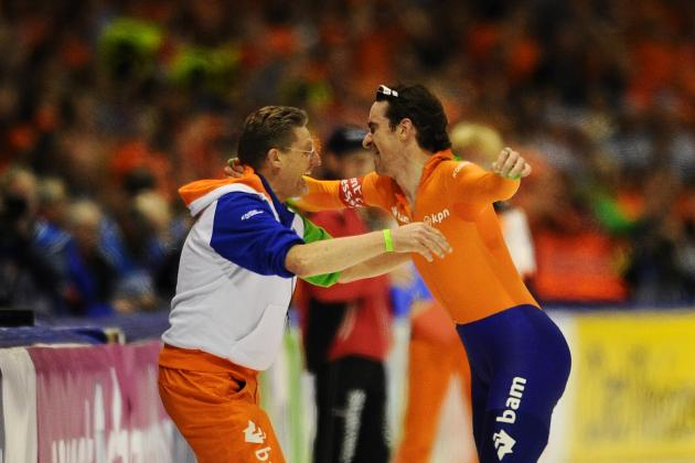 Dutch Speedskating Coach Sounds off on Team USA in Interview