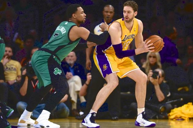 Boston Celtics vs. Los Angeles Lakers: Live Score and Analysis