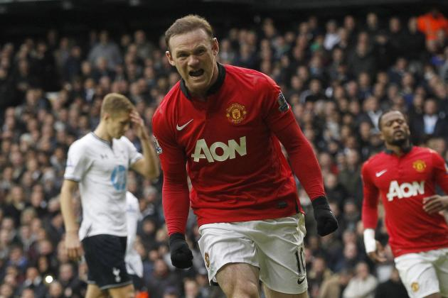 Wayne Rooney Slams 'Laughable' Media After Signing Manchester United Contract