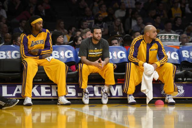 For L.A. Lakers, Rock Bottom Can Be Fresh Start