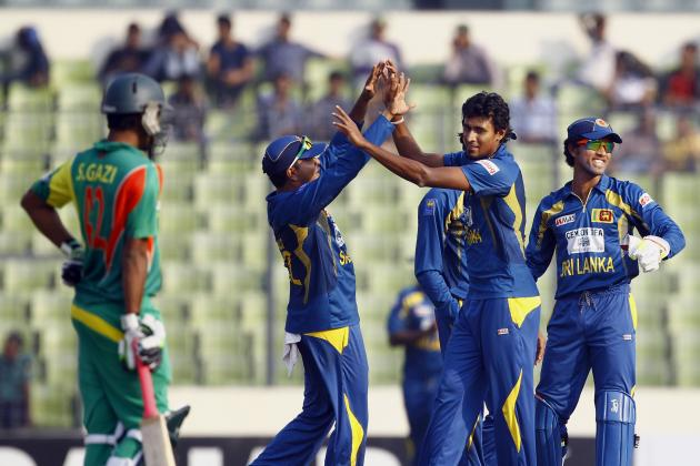 Bangladesh vs. Sri Lanka, 3rd ODI: Video Highlights, Scorecard & Report