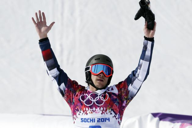 Olympic Snowboarding 2014: Men's and Women's Parallel Slalom Medal Winners