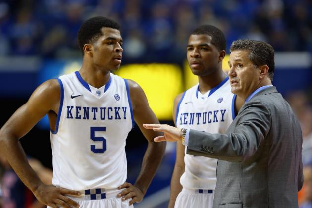 Young: Watching Film with John Calipari Just Like a Dose of Medicine