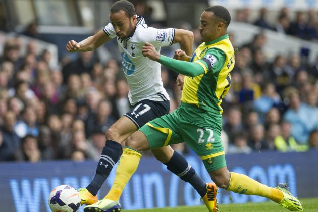 Norwich City vs. Tottenham: Date, Time, Live Stream, TV Info and Preview
