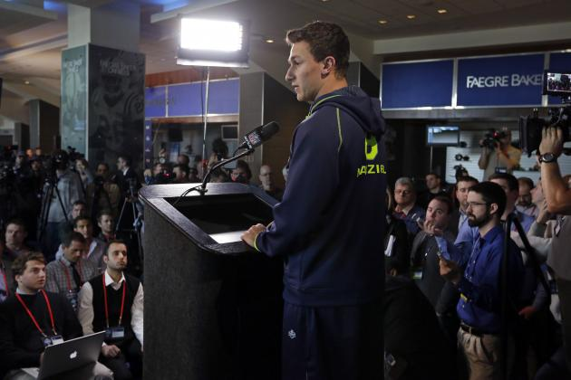 NFL Combine 2014: Top Performers in Indianapolis so Far